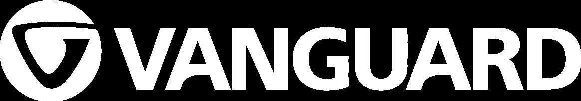Vanguard Logo White